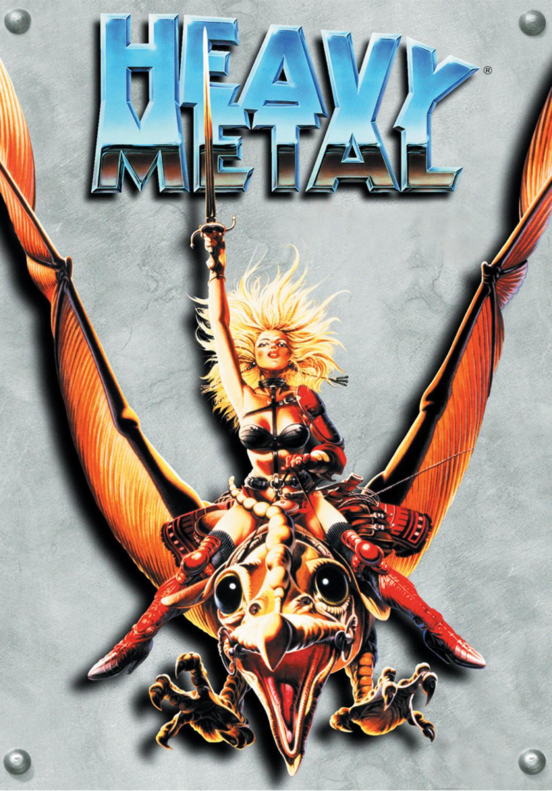 Heavy Metal 1981   Kaleidescape Movie Store